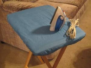 Sewing Traveling Ironing Board